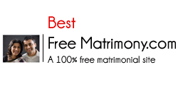 Free matrimonial site - free marriage site - Indian